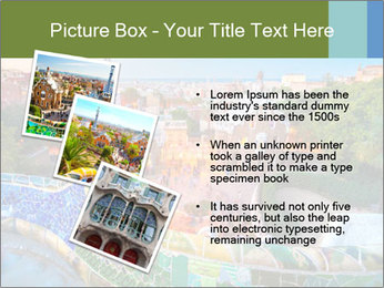 Gaudi Art PowerPoint Template - Slide 17