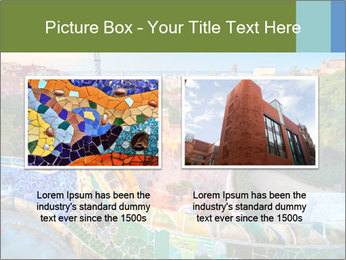 Gaudi Art PowerPoint Template - Slide 18