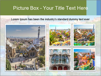 Gaudi Art PowerPoint Template - Slide 19