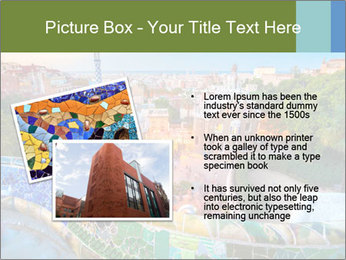 Gaudi Art PowerPoint Template - Slide 20