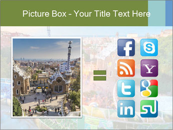 Gaudi Art PowerPoint Template - Slide 21