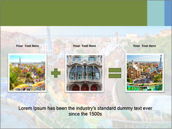 Gaudi Art PowerPoint Template - Slide 22