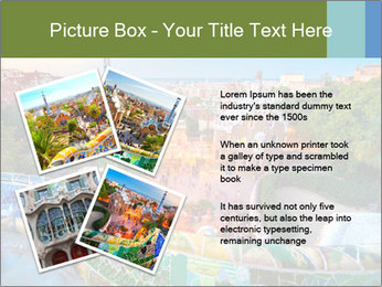 Gaudi Art PowerPoint Template - Slide 23