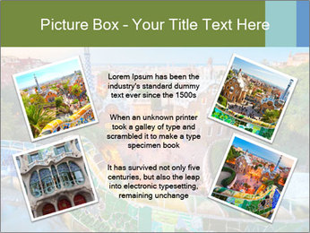 Gaudi Art PowerPoint Template - Slide 24