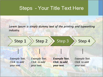Gaudi Art PowerPoint Template - Slide 4