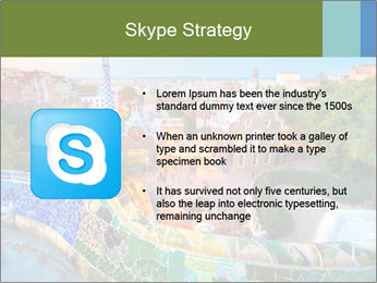 Gaudi Art PowerPoint Template - Slide 8