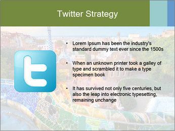 Gaudi Art PowerPoint Template - Slide 9