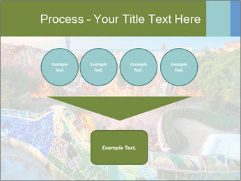 Gaudi Art PowerPoint Template - Slide 93