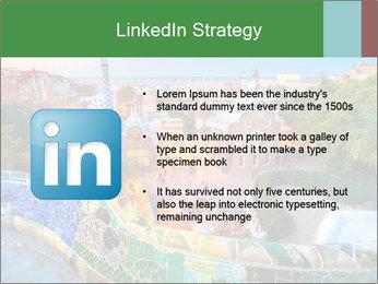 Spanish Gaudi Building PowerPoint Template - Slide 12