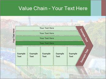 Spanish Gaudi Building PowerPoint Template - Slide 27