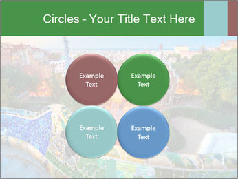 Spanish Gaudi Building PowerPoint Template - Slide 38