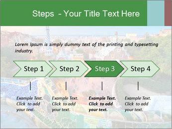 Spanish Gaudi Building PowerPoint Template - Slide 4