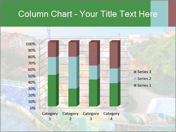 Spanish Gaudi Building PowerPoint Template - Slide 50