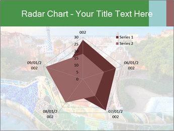 Spanish Gaudi Building PowerPoint Template - Slide 51