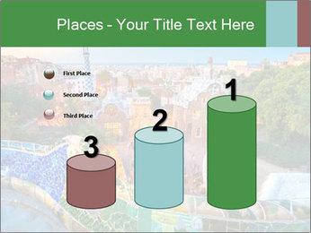 Spanish Gaudi Building PowerPoint Template - Slide 65
