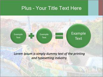 Spanish Gaudi Building PowerPoint Template - Slide 75