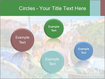 Spanish Gaudi Building PowerPoint Template - Slide 77
