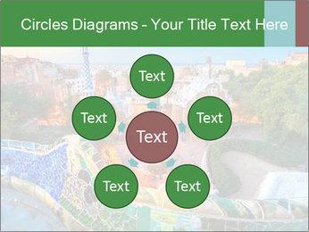 Spanish Gaudi Building PowerPoint Template - Slide 78
