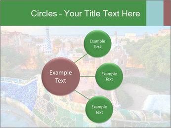 Spanish Gaudi Building PowerPoint Template - Slide 79