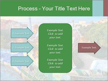 Spanish Gaudi Building PowerPoint Template - Slide 85