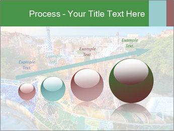 Spanish Gaudi Building PowerPoint Template - Slide 87
