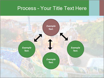 Spanish Gaudi Building PowerPoint Template - Slide 91