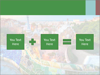 Spanish Gaudi Building PowerPoint Template - Slide 95