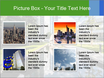 Business Downtown PowerPoint Templates - Slide 14