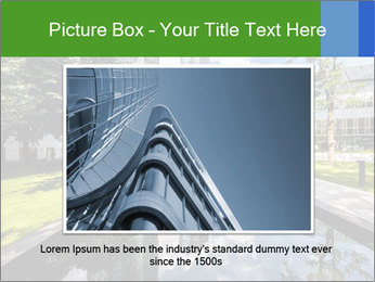 Business Downtown PowerPoint Templates - Slide 15