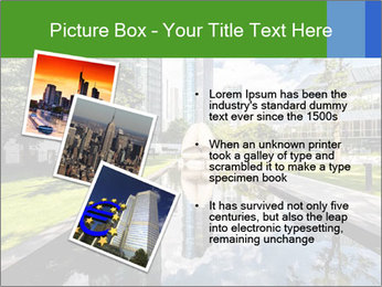 Business Downtown PowerPoint Templates - Slide 17