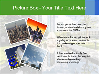 Business Downtown PowerPoint Templates - Slide 23