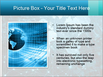 Global Internet Connection PowerPoint Templates - Slide 13