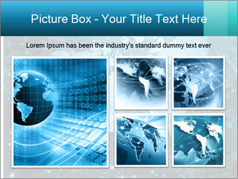 Global Internet Connection PowerPoint Templates - Slide 19