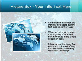 Global Internet Connection PowerPoint Templates - Slide 20
