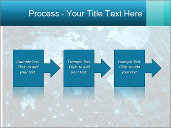 Global Internet Connection PowerPoint Templates - Slide 88
