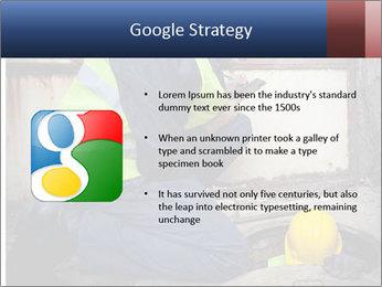 Caucasian Workers PowerPoint Templates - Slide 10
