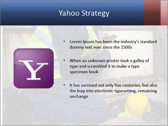 Caucasian Workers PowerPoint Templates - Slide 11