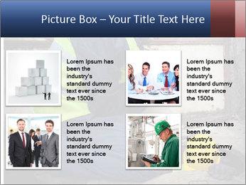 Caucasian Workers PowerPoint Templates - Slide 14