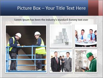 Caucasian Workers PowerPoint Templates - Slide 19