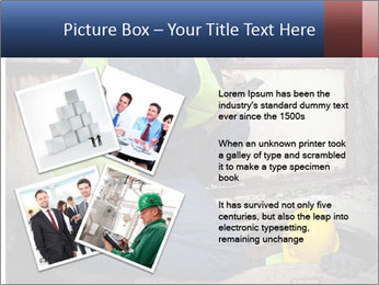 Caucasian Workers PowerPoint Templates - Slide 23