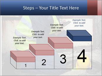 Caucasian Workers PowerPoint Templates - Slide 64