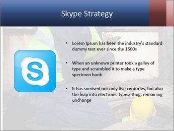 Caucasian Workers PowerPoint Templates - Slide 8