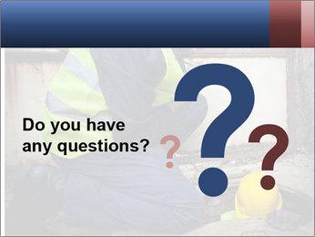 Caucasian Workers PowerPoint Templates - Slide 96