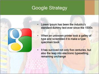 Primary Schoolchildren PowerPoint Templates - Slide 10