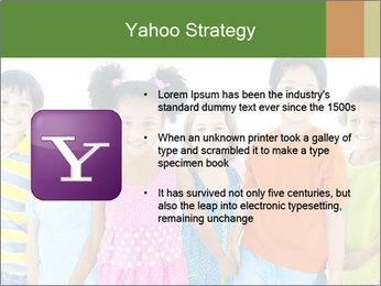 Primary Schoolchildren PowerPoint Templates - Slide 11
