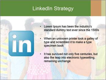 Primary Schoolchildren PowerPoint Templates - Slide 12
