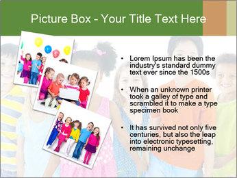 Primary Schoolchildren PowerPoint Templates - Slide 17