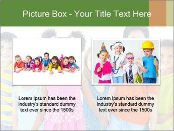 Primary Schoolchildren PowerPoint Templates - Slide 18