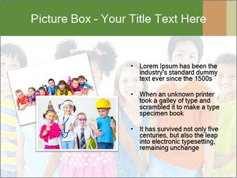 Primary Schoolchildren PowerPoint Templates - Slide 20
