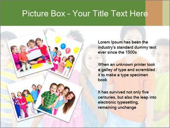 Primary Schoolchildren PowerPoint Templates - Slide 23